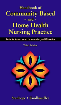 cover image - Handbook of Community-Based and Home Health Nursing Practice - Elsevier eBook on VitalSource,3rd Edition