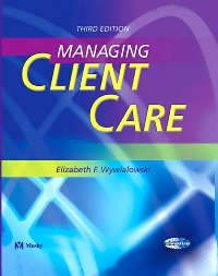 cover image - Managing Client Care - Elsevier eBook on VitalSource,3rd Edition