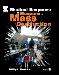 cover image - Medical Response to Weapons of Mass Destruction - Elsevier eBook on VitalSource