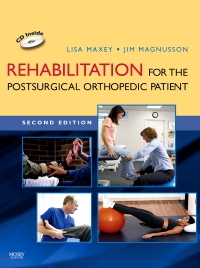 cover image - Rehabilitation for the Postsurgical Orthopedic Patient - Elsevier eBook on VitalSource,2nd Edition