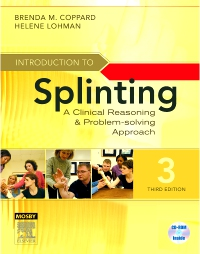 cover image - Introduction to Splinting - Elsevier eBook on VitalSource,3rd Edition