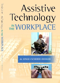 cover image - Assistive Technology in the Workplace - Elsevier eBook on VitalSource