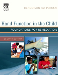 cover image - Hand Function in the Child - Elsevier eBook on VitalSource,2nd Edition
