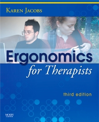 cover image - Ergonomics for Therapists - Elsevier eBook on VitalSource,3rd Edition