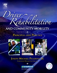 cover image - Driver Rehabilitation and Community Mobility - Elsevier eBook on VitalSource
