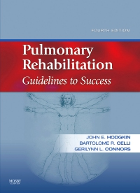 cover image - Pulmonary Rehabilitation - Elsevier eBook on VitalSource,4th Edition