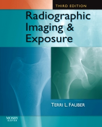 cover image - Radiographic Imaging and Exposure - Elsevier eBook on VitalSource,3rd Edition