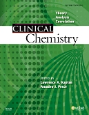 cover image - Evolve Resources for Clinical Chemistry,5th Edition