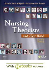 cover image - Nursing Theorists and Their Work - Elsevier eBook on VitalSource,7th Edition