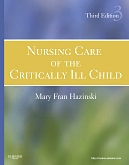 cover image - Evolve Resources for Nursing Care of the Critically Ill Child,3rd Edition