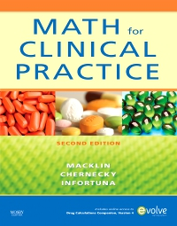 cover image - Math for Clinical Practice,2nd Edition