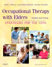 cover image - Occupational Therapy with Elders,3rd Edition