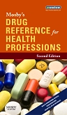 cover image - Evolve Resources for Mosby's Drug Reference for Health Professions,2nd Edition