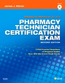 cover image - Evolve Resources for Mosby's Review for the Pharmacy Technician Certification Examination,2nd Edition