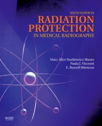 cover image - Radiation Protection in Medical Radiography - Elsevier eBook on VitalSource,6th Edition