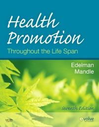 cover image - Health Promotion Throughout the Life Span - Elsevier eBook on VitalSource,7th Edition