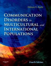 cover image - Communication Disorders in Multicultural and International Populations,4th Edition