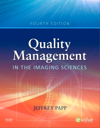 cover image - Quality Management in the Imaging Sciences - Elsevier eBook on VitalSource,4th Edition