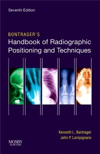 cover image - Bontrager's Handbook of Radiographic Positioning and Techniques - Elsevier eBook on VitalSource,7th Edition