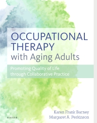 cover image - Occupational Therapy with Aging Adults - Elsevier eBook on VitalSource