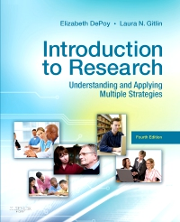 cover image - Introduction to Research - Elsevier eBook on VitalSource,4th Edition