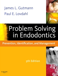 cover image - Problem Solving in Endodontics,5th Edition