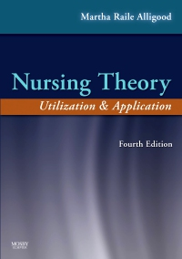 cover image - Nursing Theory - Elsevier eBook on VitalSource,4th Edition