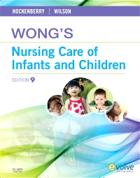cover image - Wong's Nursing Care of Infants and Children - Elsevier eBook on VitalSource,9th Edition