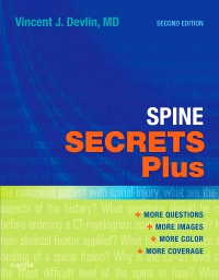 cover image - Spine Secrets Plus,2nd Edition