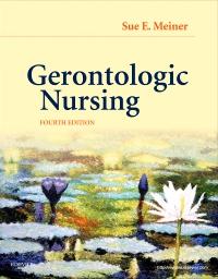 cover image - Gerontologic Nursing - Elsevier eBook on VitalSource,4th Edition