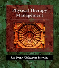 cover image - Physical Therapy Management - Elsevier eBook on VitalSource