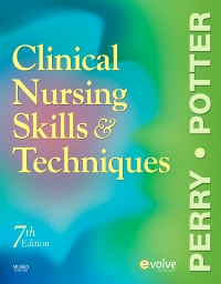 cover image - Clinical Nursing Skills and Techniques - Elsevier eBook on VitalSource,7th Edition