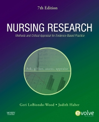 cover image - Nursing Research - Elsevier eBook on VitalSource,7th Edition