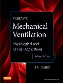 cover image - Evolve Resources for Pilbeam's Mechanical Ventilation,5th Edition