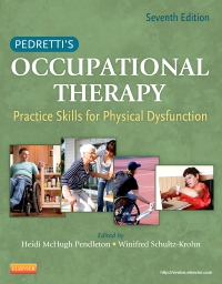 cover image - Pedretti's Occupational Therapy - Elsevier eBook on VitalSource,7th Edition