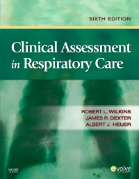 cover image - Clinical Assessment in Respiratory Care - Elsevier eBook on VitalSource,6th Edition