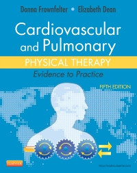 cover image - Cardiovascular and Pulmonary Physical Therapy - Elsevier eBook on VitalSource,5th Edition