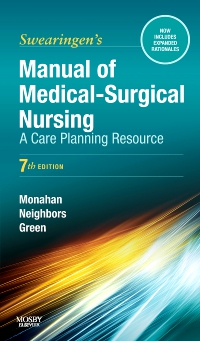 cover image - Manual of Medical-Surgical Nursing,7th Edition
