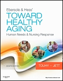 cover image - Evolve Resources for Ebersole & Hess' Toward Healthy Aging,8th Edition