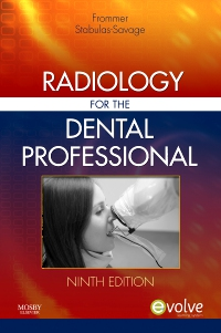 cover image - Radiology for the Dental Professional - Elsevier eBook on VitalSource,9th Edition