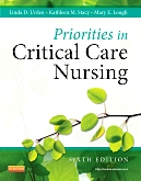 cover image - Evolve Resources for Priorities in Critical Care Nursing,6th Edition