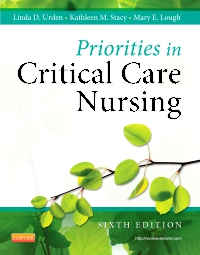 cover image - Priorities in Critical Care Nursing - Elsevier eBook on VitalSource,6th Edition