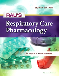 cover image - Rau's Respiratory Care Pharmacology - Elsevier eBook on VitalSource,8th Edition