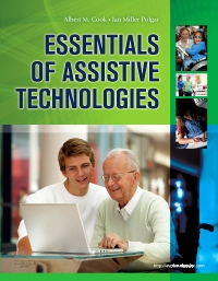 cover image - Essentials of Assistive Technologies