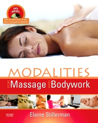 cover image - Modalities for Massage and Bodywork - Elsevier eBook on VitalSource