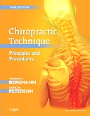 cover image - Evolve Resources for Chiropractic Technique,3rd Edition