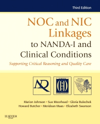 cover image - NOC and NIC Linkages to NANDA-I and Clinical Conditions,3rd Edition