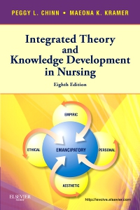 cover image - Integrated Theory and Knowledge Development in Nursing - Elsevier eBook on VitalSource,8th Edition