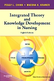 cover image - Evolve Resources for Integrated Theory and Knowledge Development in Nursing,8th Edition