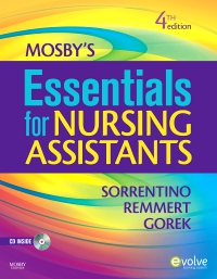 cover image - Mosby's Essentials for Nursing Assistants - Elsevier eBook on VitalSource,4th Edition